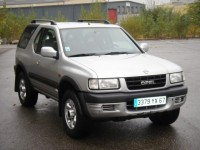 Opel Frontera 2.2 RS SPORT Essence 1999 133000 gris 7900 EUR