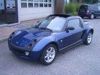 Smart Roadster 0.7 turbo automatique Diesel 2003 78000 bleu 10900 EUR