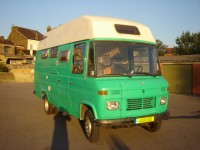 occasion mercedes 308 camping car mercedes 508d. Black Bedroom Furniture Sets. Home Design Ideas