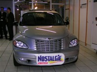 Chrysler PT Cruiser GPS LIMITED Essence 2005 2300 gris 15000 EUR
