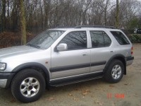 Opel Frontera 2.2 DTI LIMITED CUIR PACK AVENTURE Diesel 2000 151500 argent 12500 EUR