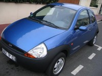 Ford Ka pack Essence 1998 132000 bleu clair 2500 EUR